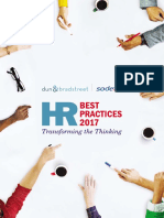 HR Best Practices 2017