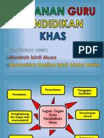 162733022-peranan-guru-pendidikan-khas.pptx