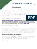 Notícias Da UFSC 30-07-12