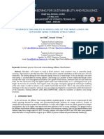 STOHASTIC VARIABLES IN MODELLING OF THE WAVE LOADS ON OFFSHORE WIND TURBINE STRUCTURES