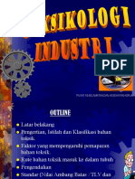 Toksikologi Industri New