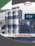 33-10-FELUWA Hose Diaphragm Pumps E21009 0712