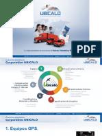Corporativo UBICALO - Cobertura de Red Celular y Equipos GPS