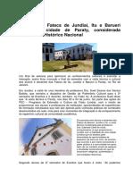 Alunos das Fatecs de Jundiaí, Itu e Barueri visitam a cidade de Paraty, considerada Patrimônio Histórico Nacional