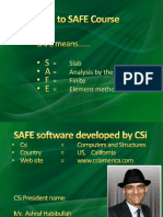 SAFE Introduction