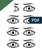 Ojos Para Pintar