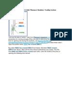 5 EMA and 13 EMA Fibonacci Numbers Trading System