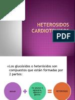 HETEROSIDOS CARDIOTONICOS.pptx