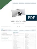 CISCO Sx10 Administrator Guide Tc71