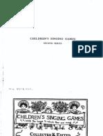 Childrens Singing Games - 2