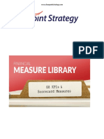 Financial Measure Library