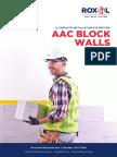 Roxsil - Aac Brochure