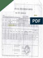 Certificados Ssk Tubos y Placas