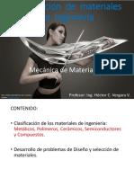 MecMatCap0Clasificación de Materiales de Ingeniería