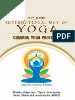 Common Yoga Protocol English 0