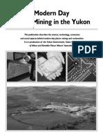 Modern Placer Mining