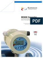 MC608 Manual