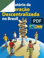CNM_ Cooperação Descentralizada No Brasil (2009)