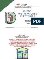 uap instalaciones electricas