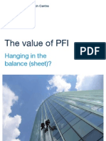 The Value of PFI