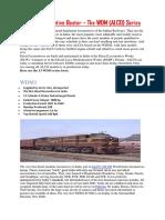 Diesel Locomotive All Series(Report)