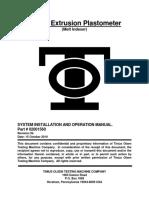 Polymer Melt Indexer (Extrusion Plastometer).pdf