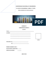 Informe Labo 4 Quimica 2