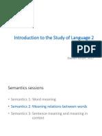 Semantics 2 SS17