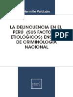 11. Delincuencia Perú
