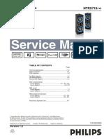 Philips+NTRX710