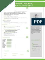 Plantilla Curriculum Vitae 5