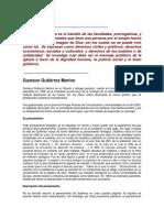 Gustavo Gutierrez - TL y Leonardo Boff - Ecologias