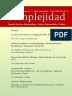Complejidad-Publicación Trimestral-Número 31-Julio-Septiembre-2016-Revista.pdf