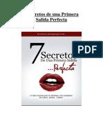 [Atraccion L.a.] - 7 Secretos de Una Primera Salida Perfecta - Caraballo, Luis Manuel (1)