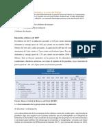 Proyección de La Inflación y Balance de Riesgos