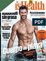 006-Men s Health Mexico Junio 2017