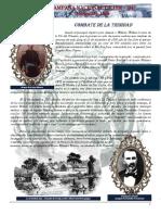 2.- Combate de La Trinidad 22 Diciembre 1856