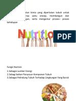 Lembar Balik Diet Pasca