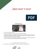 Sensores Maf y Map
