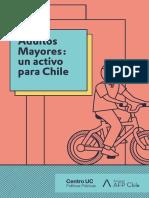 Adultos Mayores Un Activo para Chile