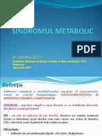 Zi 3 Sindromul Metabolic v2003