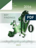 Aebiom Key Findings Report 2016