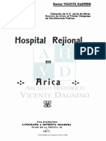 Dagnino, V., Hospital Regional 1917