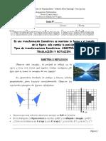 Guia 19 Transf Isometricas 2017