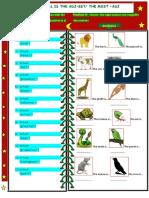 39622 Animals and Superlative Adjectives (1)