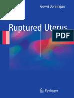 Ruptured Uterus