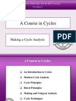 A Course in Cycles (Public)