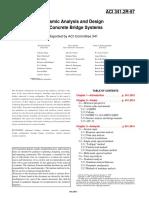 Dieño Sismico de Puente de Concreto ACI 97