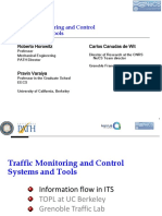 Traffic Monitoring and Control