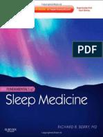Fundamentals Sleep Medicine